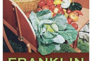 2012 Franklin Farmers' Market Poster by Sondra Freckleton