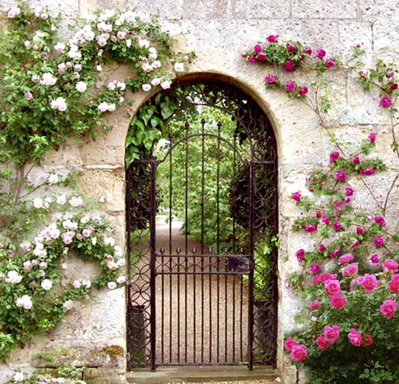 The garden gate franklin local for Local landscape gardeners