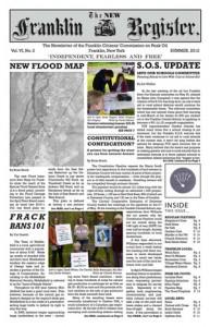 The New Franklin Register