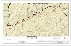 Constitution Pipeline - Delaware County, NY