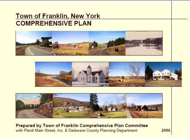 Economic Development and the 2006 Comprehensive Plan