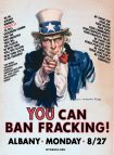 You can ban fracking!