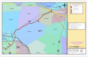 Constitution Pipeline - full map - Revised 01/11/13