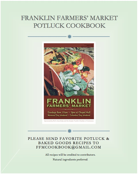 Franklin Farmers' Market Potluck Cookbook