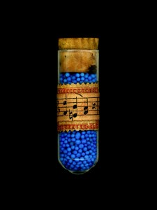 Sweet Sacred Blue by Charlie Bremer