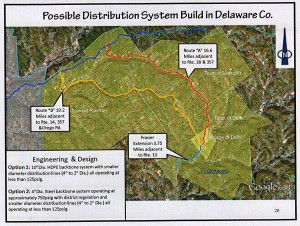 Map of Proposed Leatherstocking Pipeline