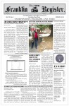 New Franklin Register #19
