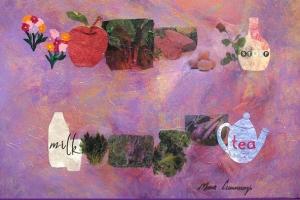 2011 Franklin Farmers' Market Poster by Marie Cummings