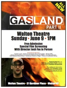Gasland Part II flyer