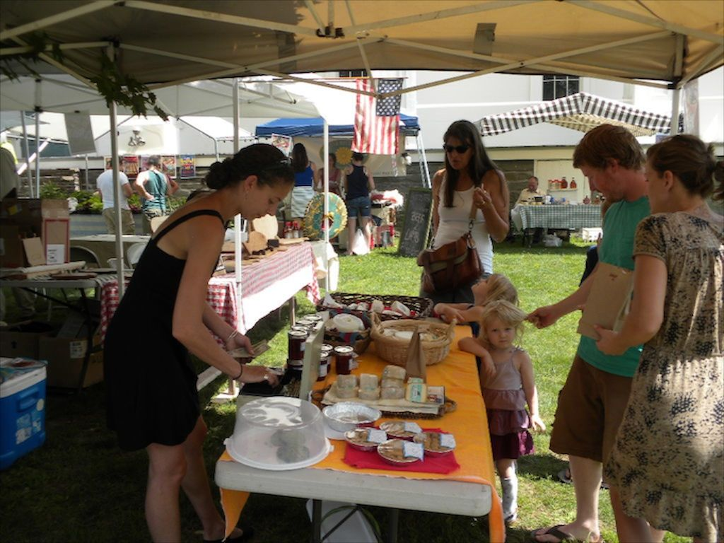 Farmers' Market – July 14, 2013