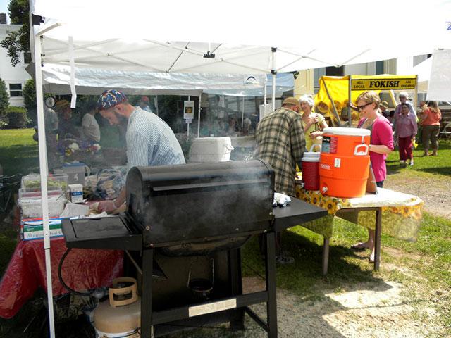 Farmers' Market – August 4, 2013