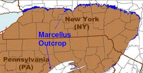 Marcellus Geological Constraints