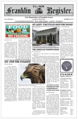 NFR #22 New Franklin Register - PDF