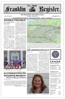 New Franklin Register #23