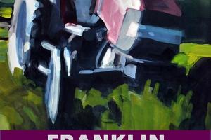 2016 Franklin Farmers' Market poster - artwork by Lisbeth Firmin