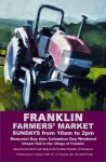 Franklin Farmers' Market 10th Season