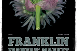2017 Franklin Farmers' Market Poster by Charlie Bremer