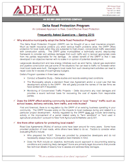 Delta Road Protection Program FAQ