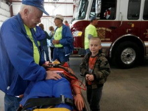 EMS training in Franklin
