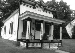 375 Main Street, Franklin, the new home of Gone Local -  Photo by the author