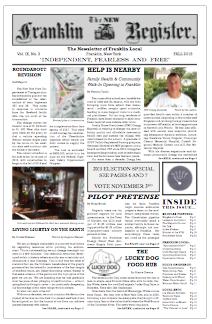 New Franklin Register #27