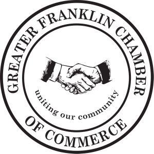 Greater Franklin Chamber of Commerce logo