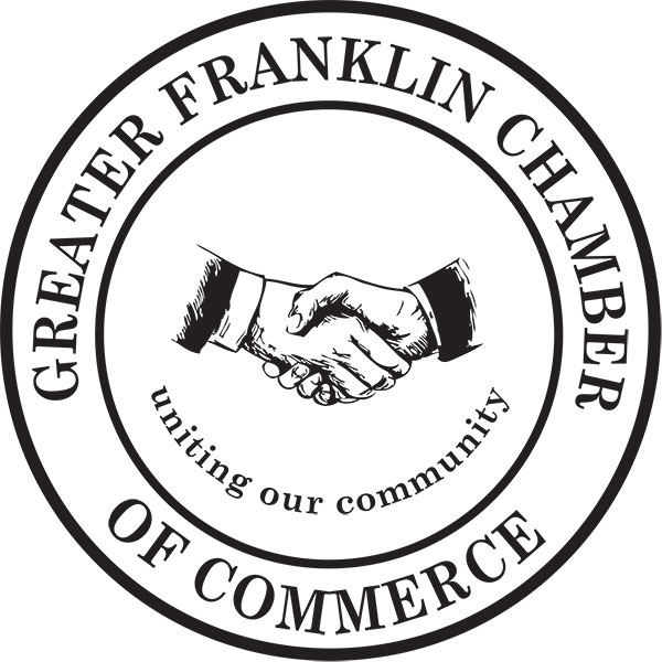 Greater Franklin Chamber of Commerce logo