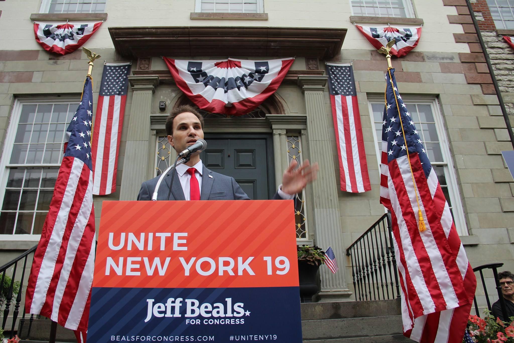 Jeff Beals for Congress, NY CD19