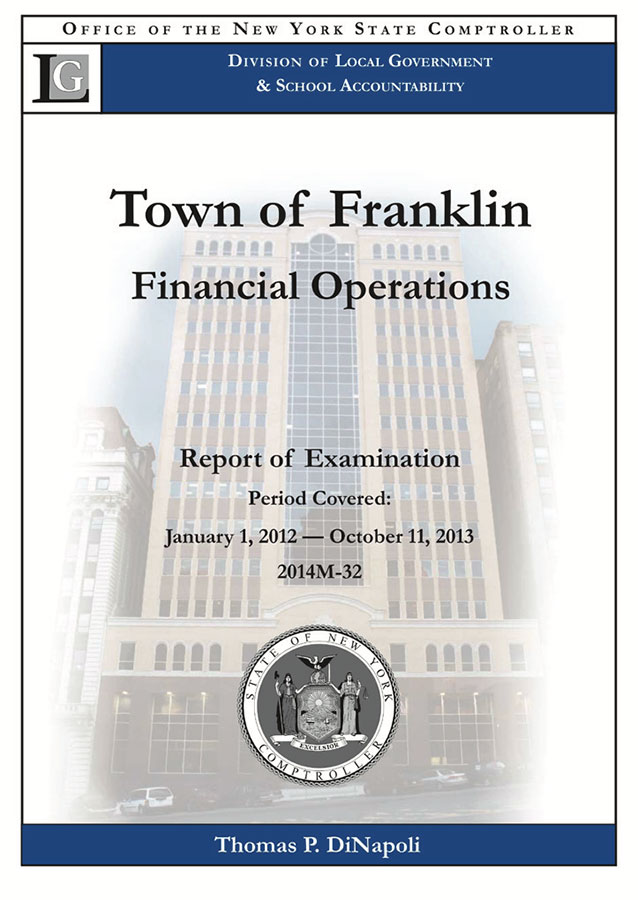 Franklin Fiscal Farce