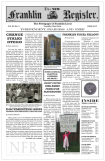 New Franklin Register #33, Fall 2017