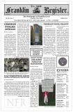 New Franklin Register #33, Fall 2017