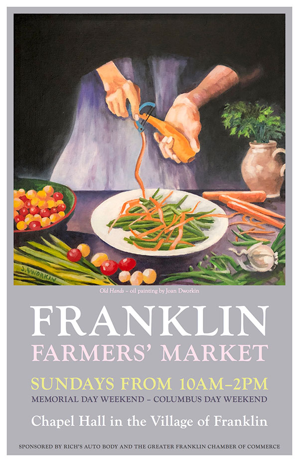 Franklin Farmers' Market 12th Season