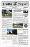 New Franklin Register #40