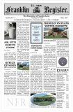 New Franklin Register #41