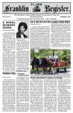 New Franklin Register #5